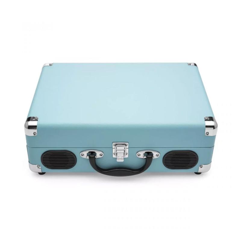 Vitrola Mala Azul - Toca Discos de Vinil