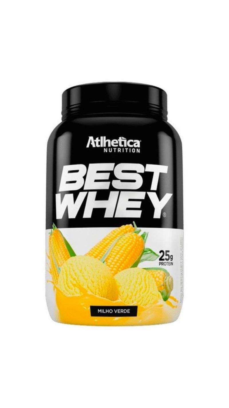 Best Whey Milho Verde 900g Athletica