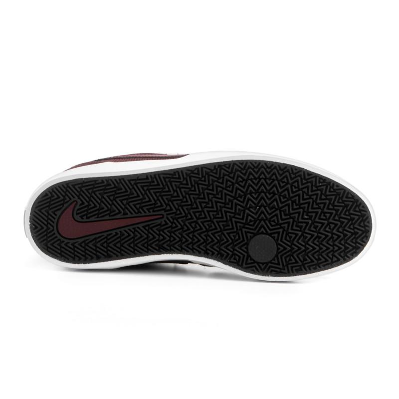 Tênis Nike Wmns Sb Check Solar Cvs P Feminino - Vinho