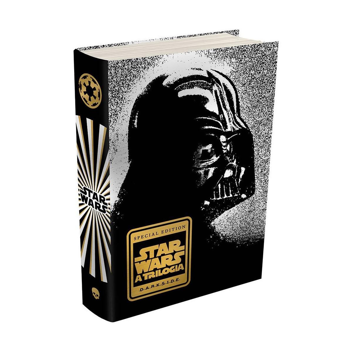 Star Wars, A trilogia - Capa Dura Edição Especial