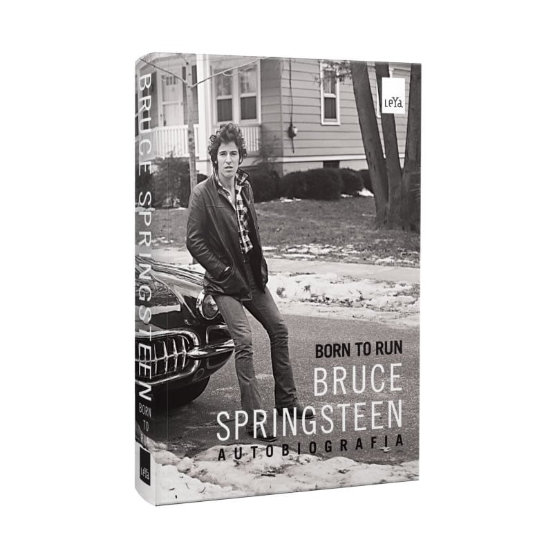 Born To Run - Biografia Bruce Springsteen