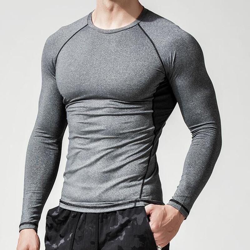 Camiseta Sportswear Masculina Top Training Elite Cinza