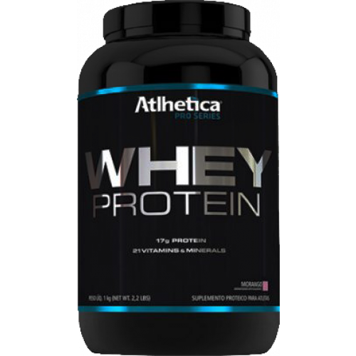 Whey Pro Series Chocolate 1kg Atlhetica