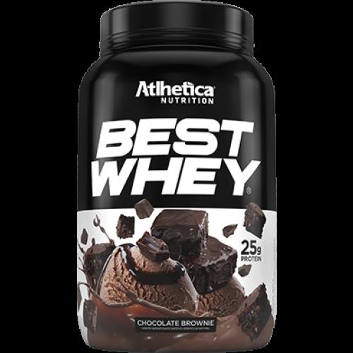 Best Whey Brownie Chocolate 900g Atlhetica