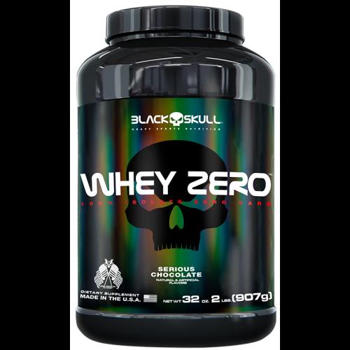 Whey Zero Chocolate 907g Black Skull