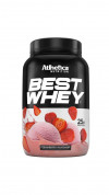 Best Whey Strawberry Milkshake 900g Atlhetica