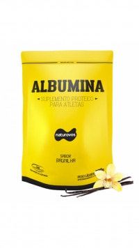 Whey Protein Baunilha (907g) - Naturovos
